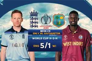 England vs West Indies Live Streaming