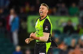 BBL-2020: Daniel Sams smashes Four sixes in one over to help Sydney Thunder win against Brisbane Heat