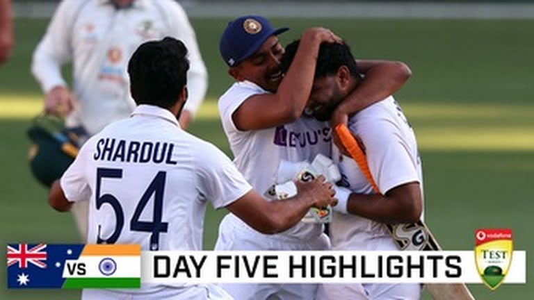 India vs Australia 4th Test Match Full Highlights | IND vs AUS 4th Test Highlights