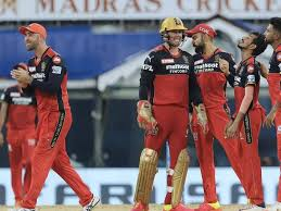 IPL-2021: RCB beat KKR by 38 runs as AB and Maxwell scores top knocks in the match