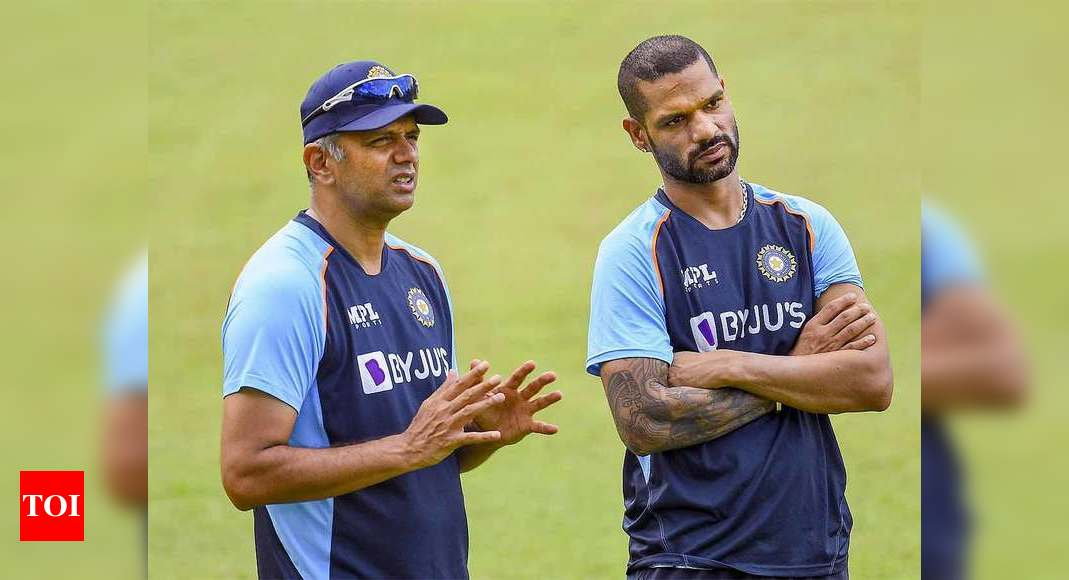 Enjoyed the experience, haven't given thought to anything else: Rahul Dravid on India coach job   Cricket News