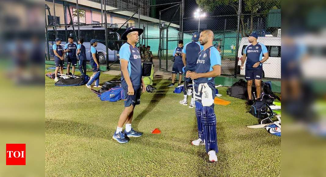 Rahul Dravid: Sri Lanka series gives players opportunity to reflect that not all wickets will be flat | Cricket News