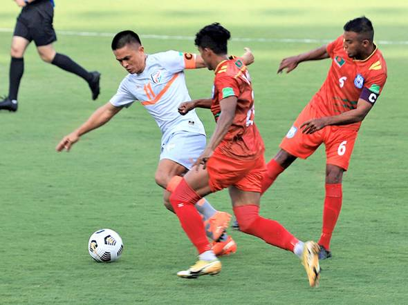 AIFF launches medical support policy for players, technical staff an referees